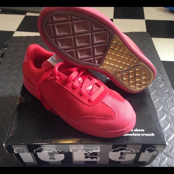 9e8d113e4950d Reebok Ice Cream Pharrell Red BBC nape. M 5a85cccb3800c540f0900709